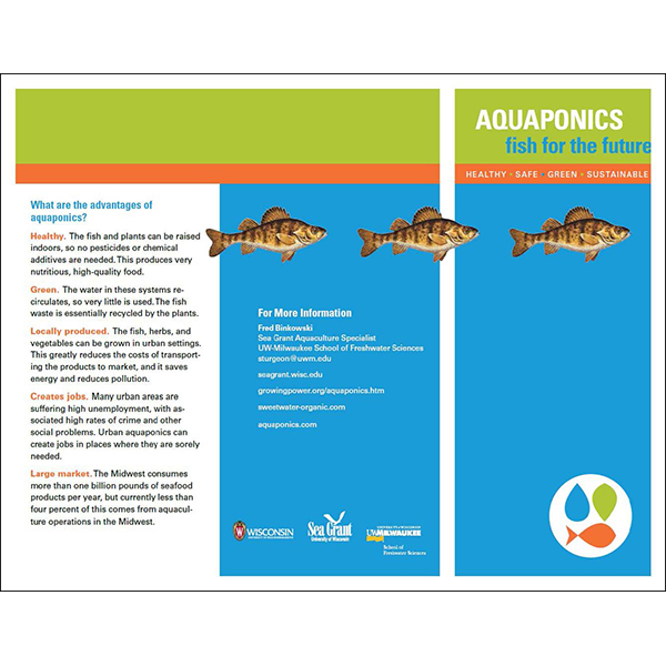 Aquaponics: Fish for the Future – Publications